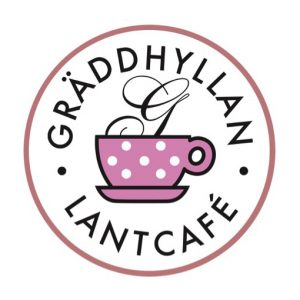 gräddhyllan lantcafe markaryd logo